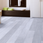 VCT Flooring is great in bathrooms