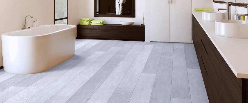 Hard Surface Vinyl Flooring Anywhere You Need an Easy to Clean Hard Floor