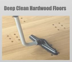 Deep Clean and RE Coat Your Hard Wood Floors