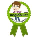 Workman Has received Awards from Angie's List for their quality flooring installations